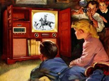 family-watching-television